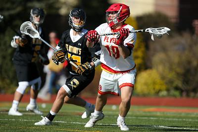 St Anthony's vs Chaminade Boys Lacrosse. Photos by Chris Bergmann