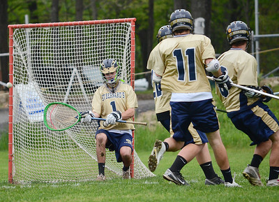 St. Bernard's VS Wahconah Boys Lacrosse Playoffs
