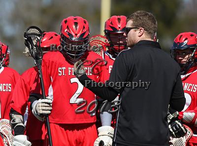 Aquinas Boys Lacrosse v St. Francis