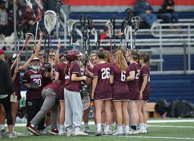 Summit vs Cold Spring Harbor Girls Lacrosse. Credit: Chris Bergmann Photography