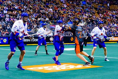 NLL Lacrosse 2016: Toronto vs Buffalo