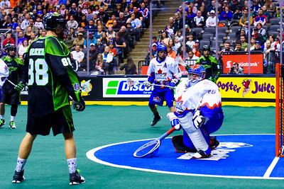NLL Lacrosse 2016: Toronto vs Vancouver
