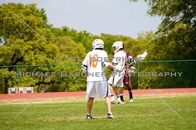 Lacrosse - UT VS  A&M - 4-10-2010 | Shot # 020