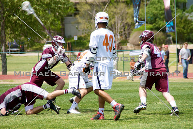 Lacrosse - UT VS  A&M - 4-10-2010 | Shot # 042