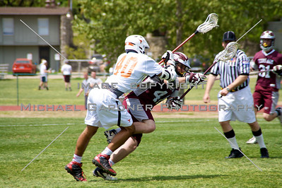 Lacrosse - UT VS  A&M - 4-10-2010 | Shot # 040