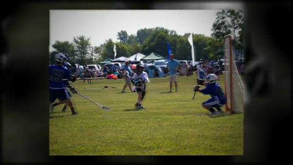 Hudson 6th Grade Lacrosse - Ohio Cup 2012