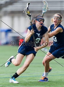 W-L @ Yorktown Girls Varsity Lacrosse (21 May 2014)