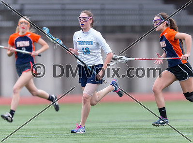 West Springfield @ Yorktown Girls JV Lacrosse (13 Mar 2015)