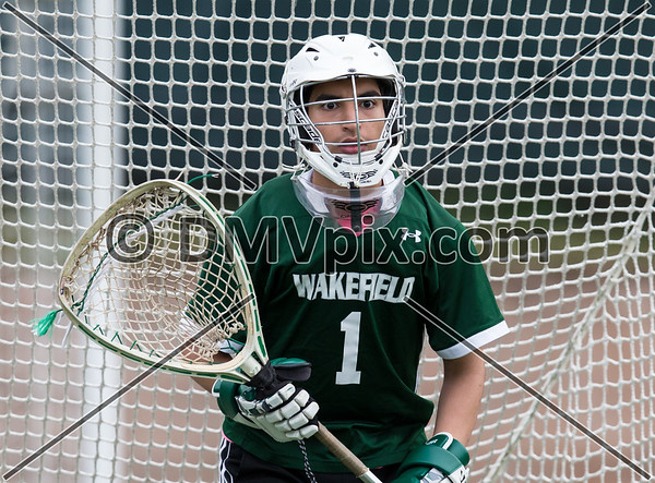 Wakefield @ Yorktown Boys Varsity (01 May 2015)