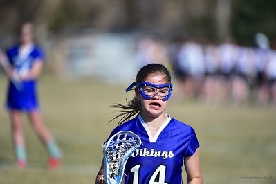 Pleasant Grove Takes on Weber High Girls Lacrosse