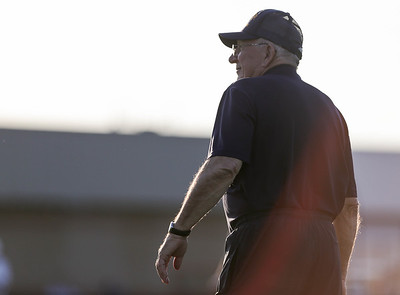 Head Coach Mike Messere, 0114