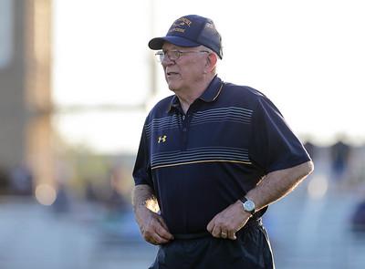 Head Coach Mike Messere, 0150