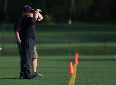 Head Coach Mike Messere, 0105