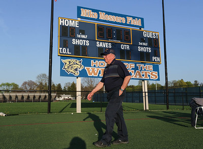Head Coach Mike Messere, 0066