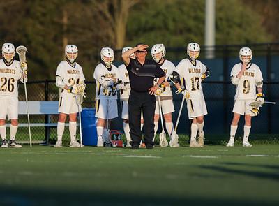Head Coach Mike Messere, 0326