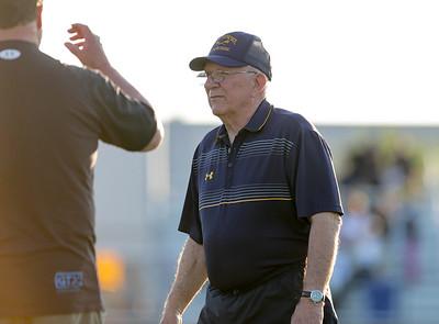 Head Coach Mike Messere, 0146
