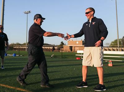 Head Coach Mike Messere, 0283