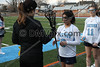 Yorktown Girls JV Lacrosse (15 Mar 2018)