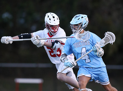 Yorktown @ McLean Boys Lacrosse (05 Apr 2018)