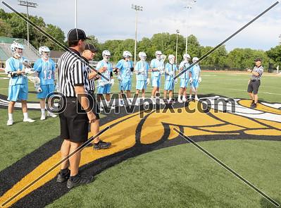 Yorktown vs South Lakes Boys Lacrosse (10 May 2017)