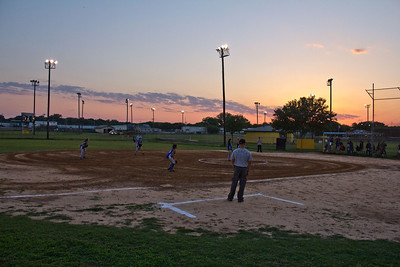 The sun sets in the third inning, as did the Lady Bombers' scoring