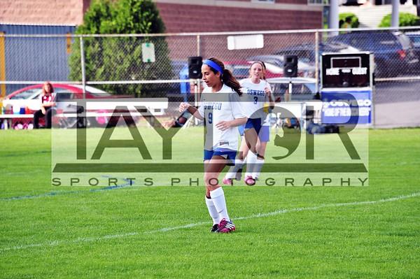 Lady Bucs JV Soccer vs CS
