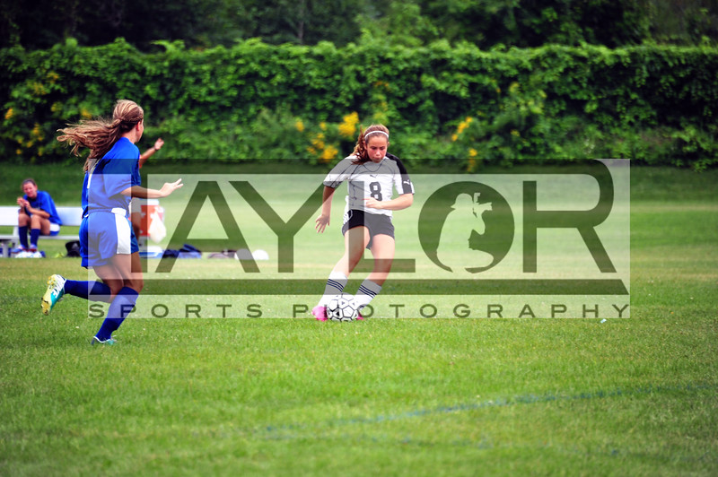 Lady Bucs JV Soccer 13