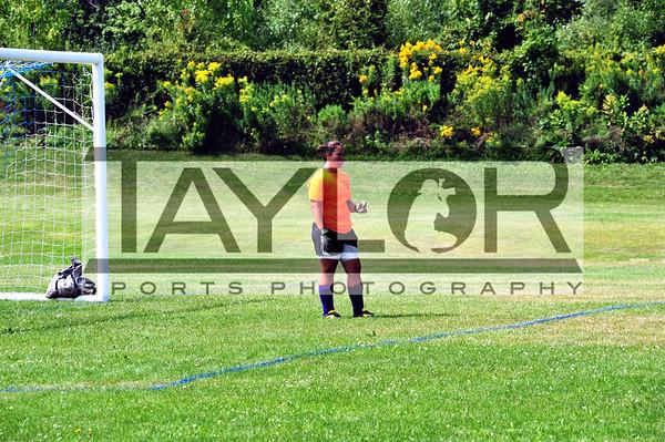 Lady Bucs JV Soccer vs Hannibal