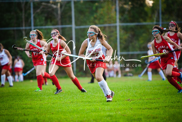 Lady Cougars vs Holy Redeemer - 10/10/2018