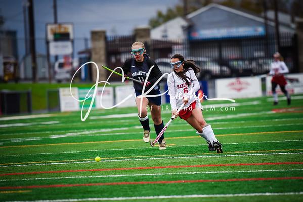 Lady Cougars vs Trojanettes - 10/20/2018