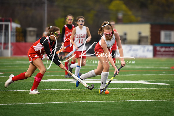 Holy Redeemer - 0 vs Lady Cougars - 4 - 10/29/2019