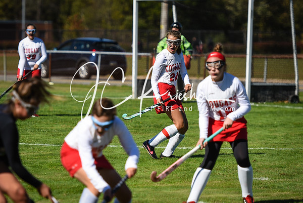 Lady Cougars 0 vs Nanticoke 0 - 10/05/2019