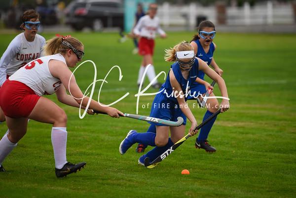 Lady Cougars vs Hanover - 09/14/2019