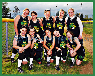 Irish team 2