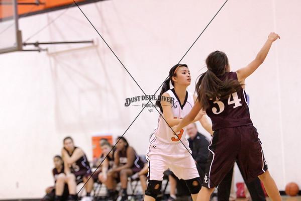 Freshman Ladies vs Brownwood