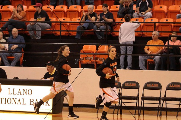 Lady Jackets Basketball vs Gatesville
