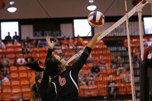 Varsity Volleyball vs Lago Vista
