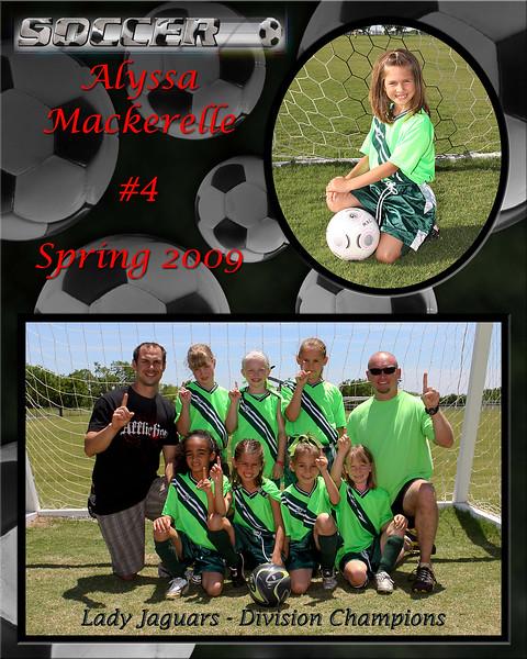 Alyssa Spring 2009 #1