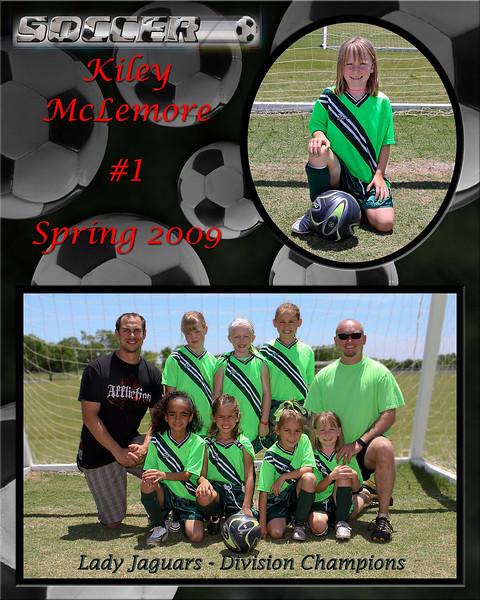 Kiley Spring 2009