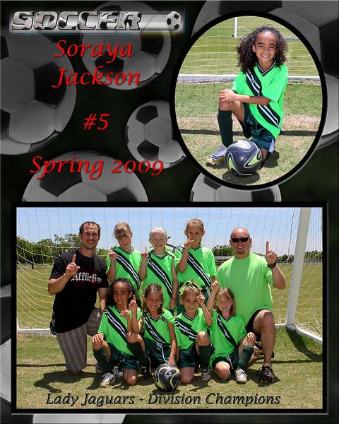 Soraya Spring 2009 #1