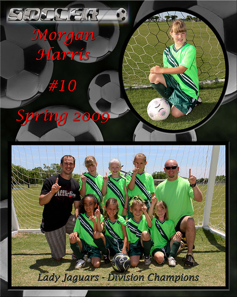 Morgan Spring 2009 #1