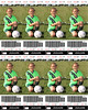 Christianna Sports Ticket Soccer 8x10