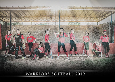Warriors 5x7 Team-2
