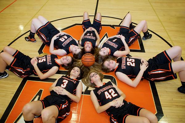 Lady's Dynamo Basketball 17