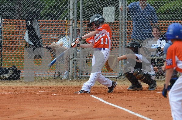 Lake Marion and Harleyville All stars baseball