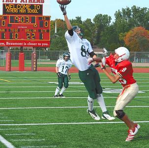October 5, 2011 L.O. vs Troy Athens 9th