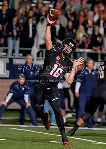 Lake Travis vs Smithson Valley Football Playoff