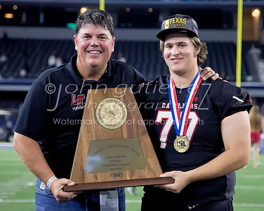 Lake Travis Dec. 17, 2016 State Championship game