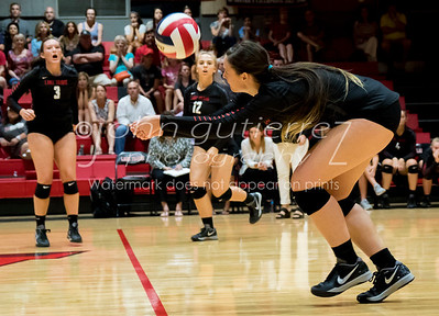 Lake Travis Volleyball vs SA Churchill