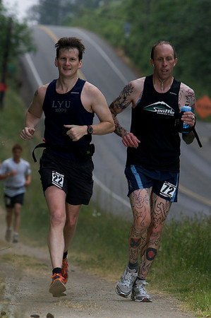 Lake Youngs Ultra 2009